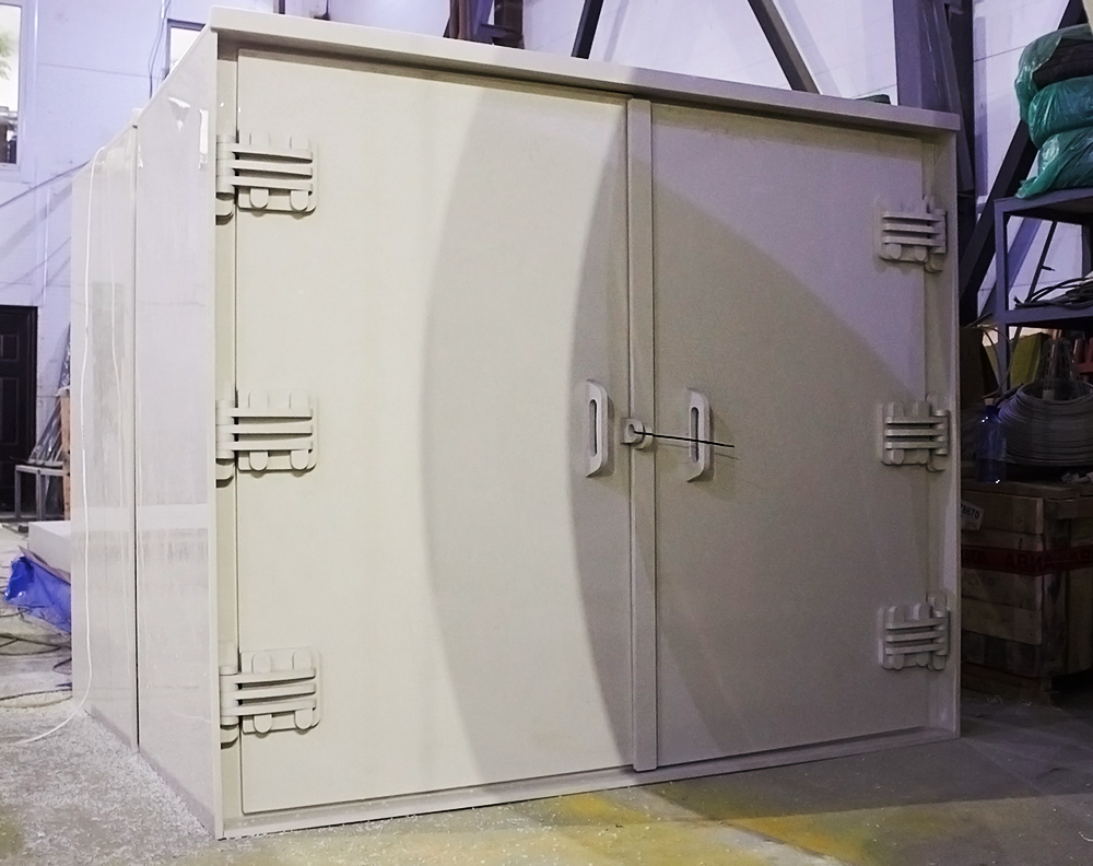 шкаф из полипропилена